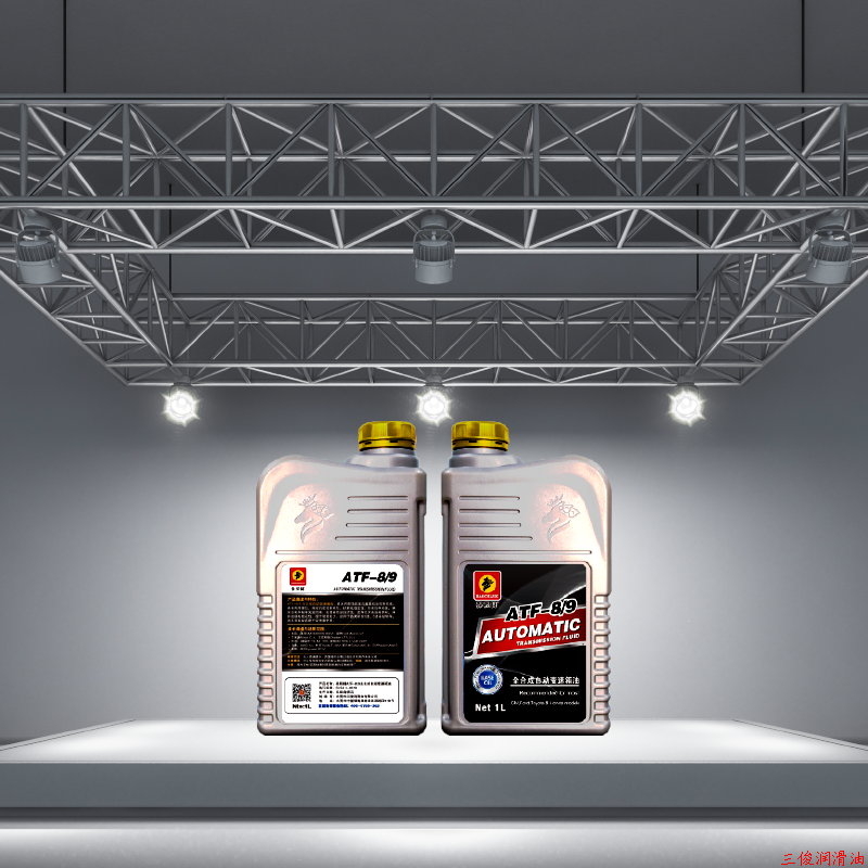 Fully synthetic automatic transmission oil